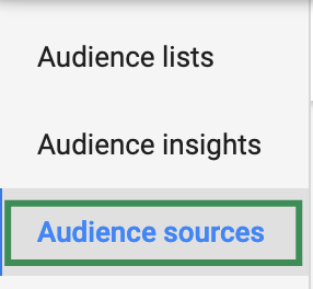 google audience ads - source