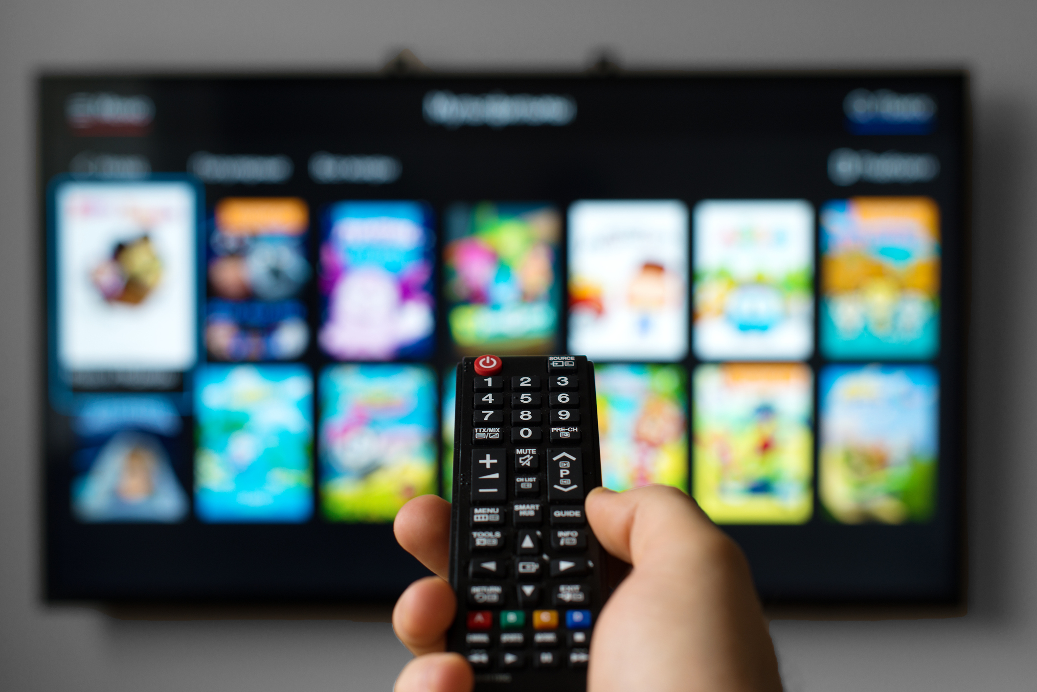 Connected tv advertising - ott advertising